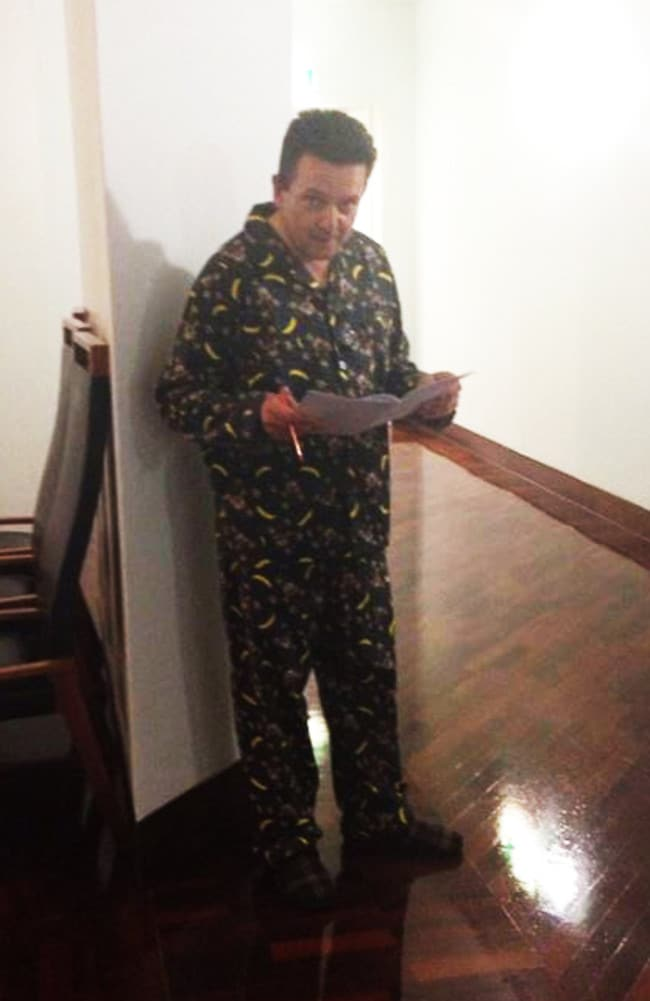 These PJs got Nick Xenophon kicked out of parliament. Picture: Francis Keany/ABC