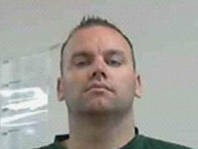 Brett Shannon Klimczak was recaptured today after escaping a WA prison — his second escape in four years.