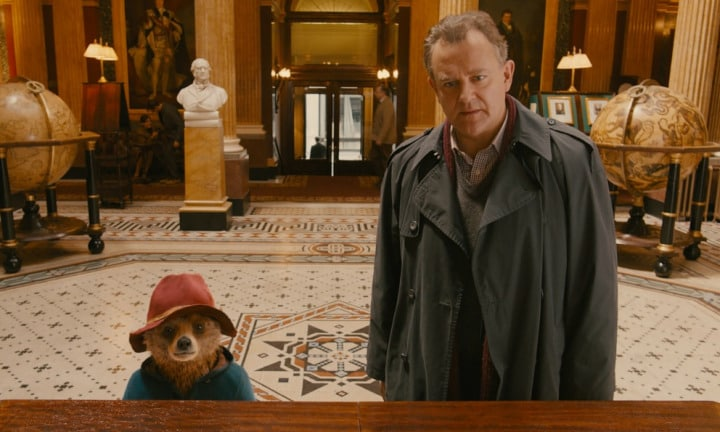Why Hugh Bonneville doesn't refer to Paddington Bear as 'pretend'