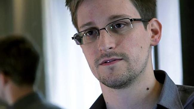 Whistleblower Edward Snowden, who worked as a contractor at the National Security Agency. Picture courtesy The Guardian.