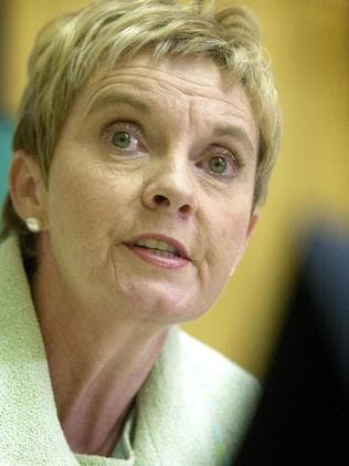 Strong views ... Kay Hull says people can become parked for life on methadone programs. Picture: News Corp.