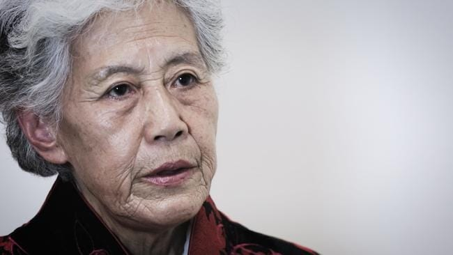 Chang Zhi Yue, 78, spent four years in prison for her spiritual beliefs. She was regularly beaten and tortured.