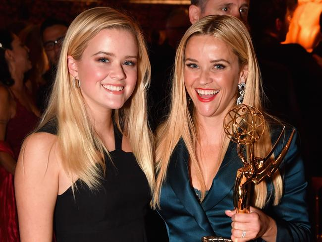 Mini-Reese and Reese. Photo: Jeff Kravitz/FilmMagic