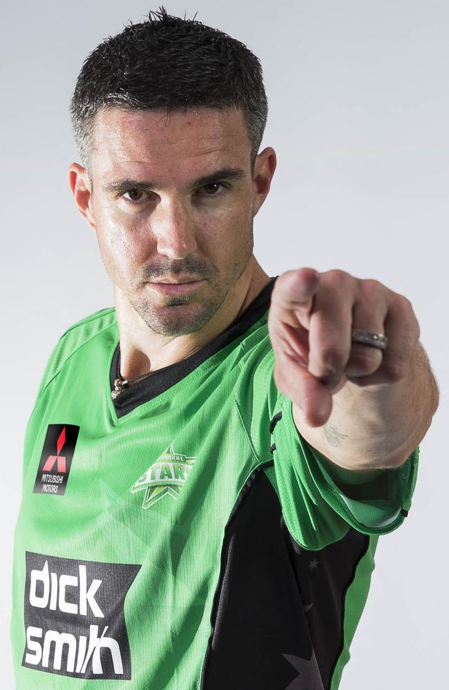 Kevin Pietersen has signed on for the Melbourne Stars this summer.