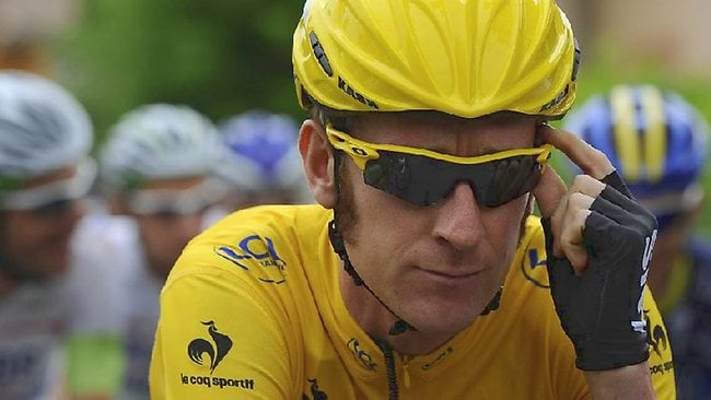 Tour de France winner Bradley Wiggins is out of the Tour of Britain through illness.