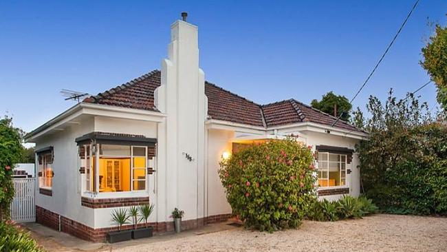 The home at Wheatley Rd, Ormond in Victoria is expected to do well at auction on the final Saturday of autumn.