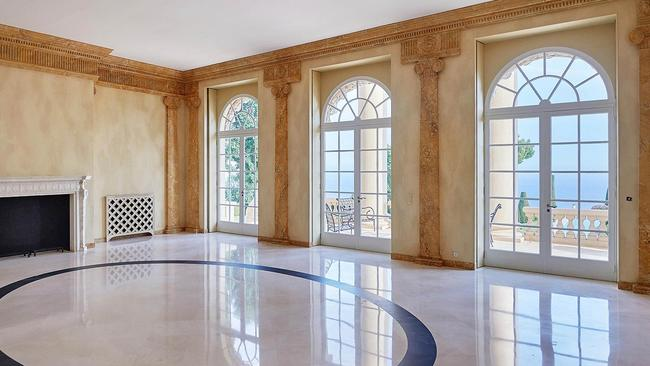 The castle has been owned by the owner of Perrier water for 56 years. Picture: TopTenRealEstate.