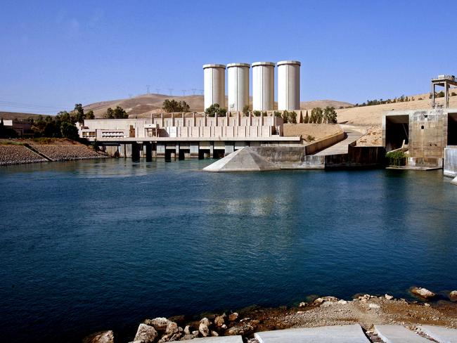 Seized ... Islamic State has taken control of Mosul Dam, the largest in Iraq.