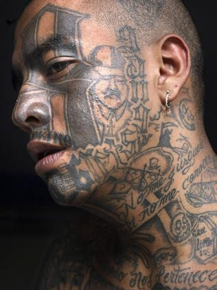 'Smoking', 25, was arrested during a crackdown on gangs in 2007.