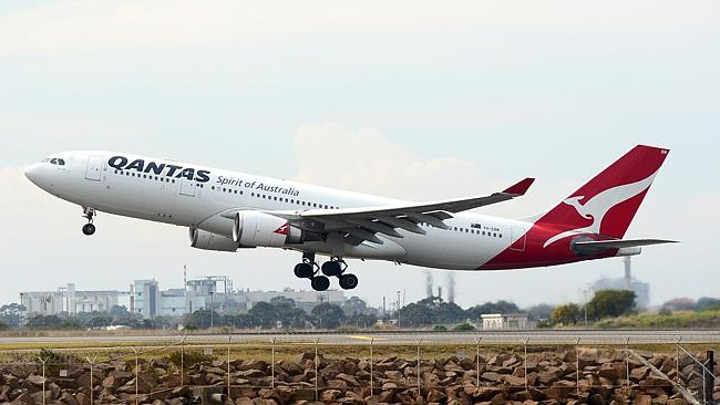 Iconic brand ... Qantas is facing some serious challenges.