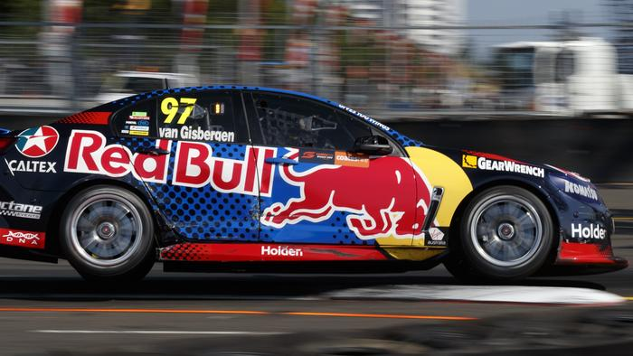 Supplied Unknown Supercars driver Shane van Gisbergen wins the 2016 Supercars Championship. Images 2 of 3