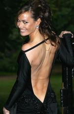 Attending the Sir David Frost Summer Party on July 5, 2007 in London, England. Picture: Gareth Cattermole/Getty Images
