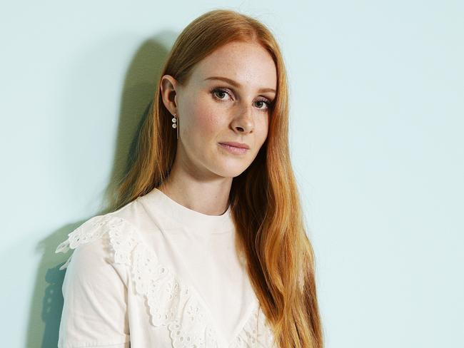 Vera Blue is up for Breakthrough Songwriter of the Year. Picture: Justin Lloyd.