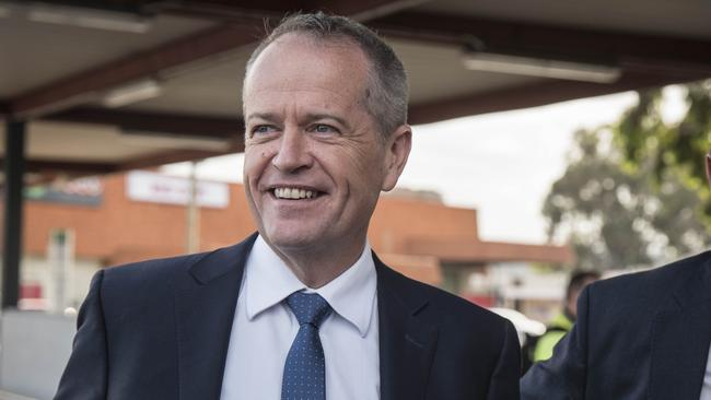 Leader of the Opposition Bill Shorten. Picture: AAP/Tony McDonough