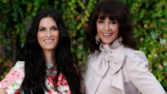 Carly Spindel and her mum Janis run Janis Spindel Serious Matchmaking, which is apparently the matchmaker to end all matchmakers and sounds very scary. Off with their heads. Picture: Facebook