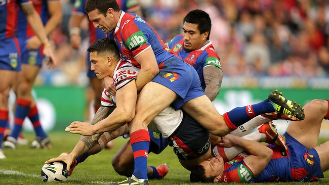 Knights vs Roosters