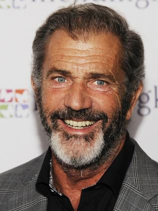 Controversial ... actor-director Mel Gibson. Picture: Chris Pizzello
