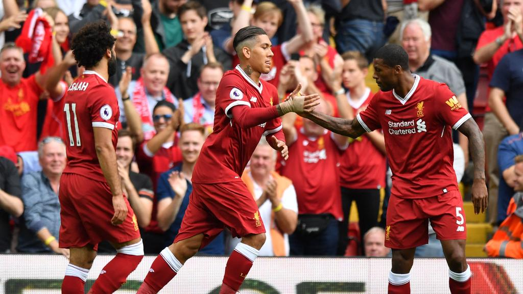 Liverpool V Arsenal Video, Highlights, Report: Goals