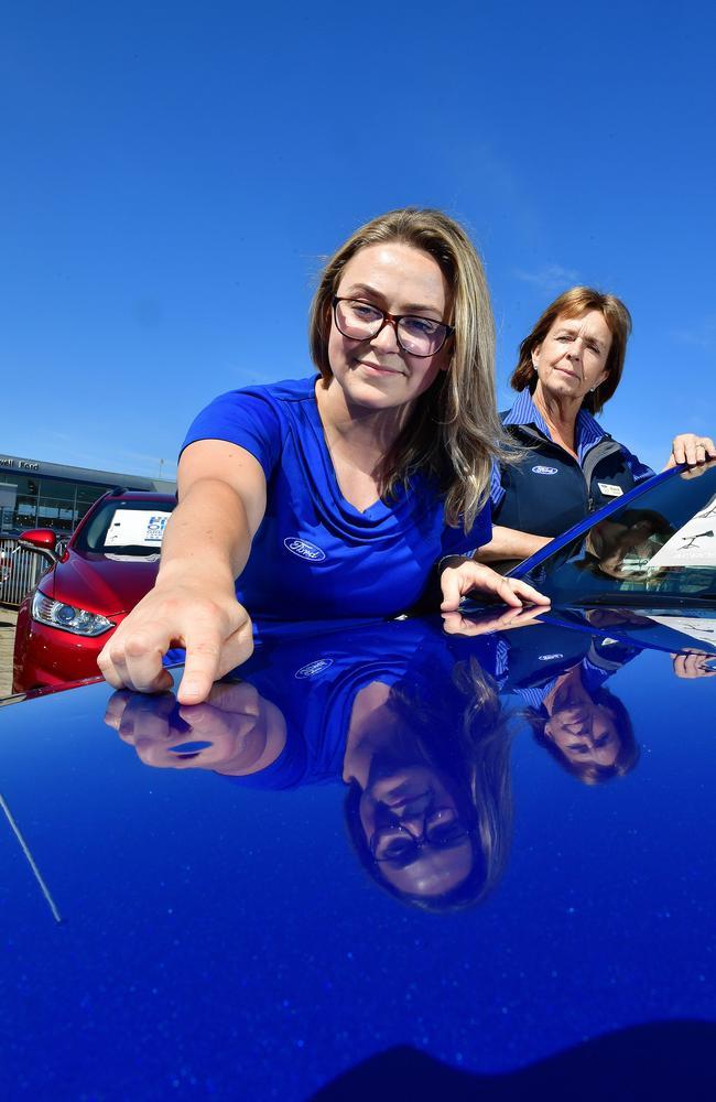 Buying A Hail Damaged Car Nsw