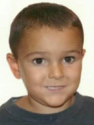 Found ... Ashya King. Picture: AP/Interpol