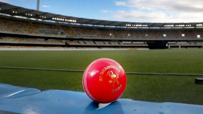 There are hopes Brisbane will fire up for pink ball cricket. Picture: Jono Searle