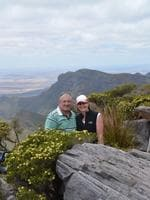 PARKS FOR PEOPLE: On top of Bluff Knoll in the Porongurup National Park. Picture: Martin and Jo Seward