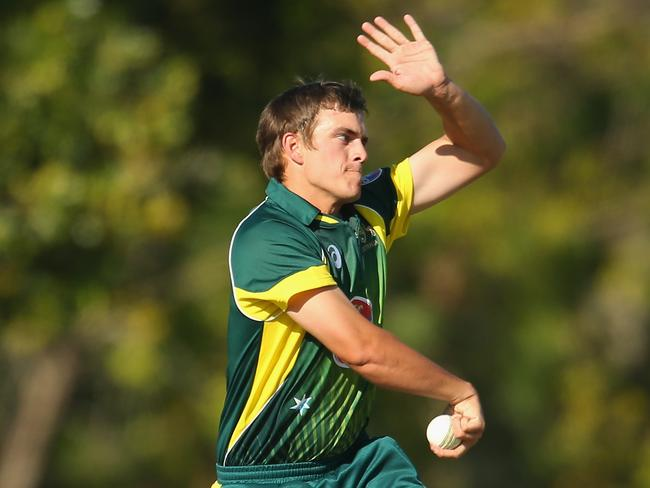 Cameron Boyce has been the standout spinner for Australia A.