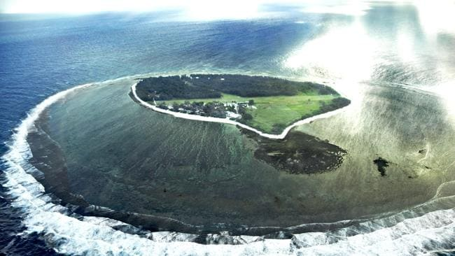 Lady Elliot Island. Picture: Supplied