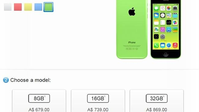 $679 for an 8GB smartphone seems quite steep.
