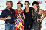 <p>Mardi Gras VIP Party at Zeta Bar, Hilton. Alex Perry, Pam Ann, Charlotte Dawson and Ruby Rose. Pic. Ella Pellegrini</p>