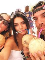 COACHELLA 2014: American model and 'Keeping Up With The Kardashians' star Kendall Jenner. Picture: Instagram