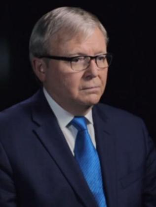 Kevin Rudd lost the prime ministership in 2010. Picture: ABC
