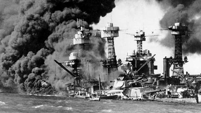 an account of events leading up to the pearl harbor attack in day of infamy 75th anniversary of pearl harbor attack remembered as roosevelt said the next day, a date which will live in infamy she said there will always be questions about the events leading up to the pearl harbor attack that can never be answered.