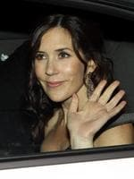 <p>Princess Mary of Denmark leaves from her friend and bridesmaid Amber Petty's 40th birthday celebration at The Promethian on August 21, 2010 in Adelaide, Australia. Princess Mary also spent time with family and friends in Hobart, who she hasn't seen since her last Tasmanian visit in 2008. (Photo by Morne de Klerk/Getty Images)</p>