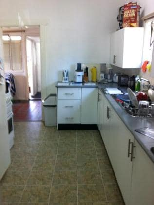 The kitchen is perhaps one of the better rooms in the property.