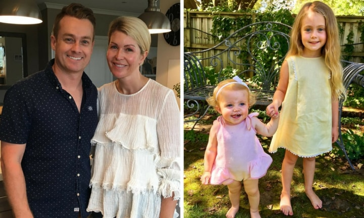Why Chezzi Denyer felt so much pressure naming her girls