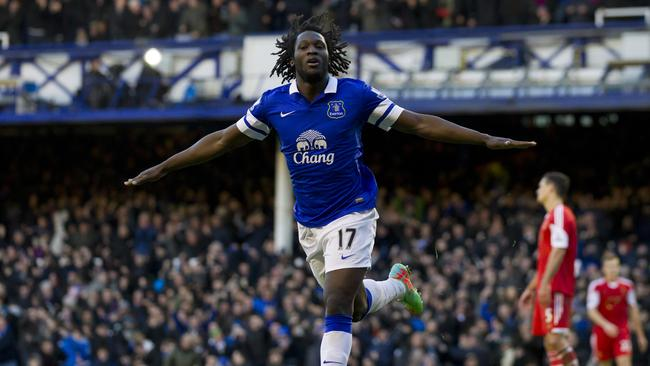 Striker Romelu Lukaku is crucial to the Toffees' top four aspirations.