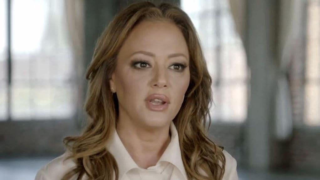 Leah Remini will no doubt have ruffled plenty of feathers with her new Scientology documentary. Picture: Supplied