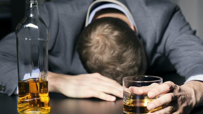 'Beware a tip up': Eight ways to stop boozing