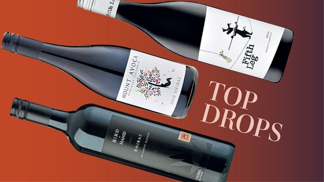 Top Drops with David Prestipino - Shiraz