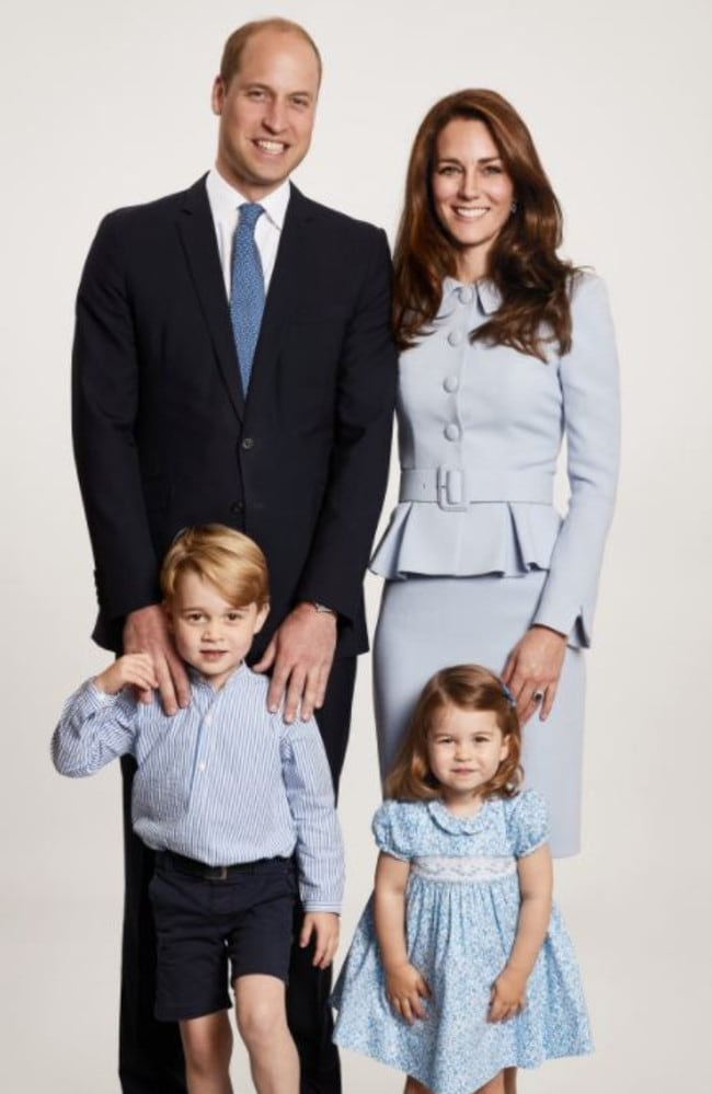 The royal family has expanded to include a new prince.