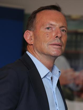 Tony Abbott who was deposed by Malcolm Turnbull. Picture: Alex Coppel.