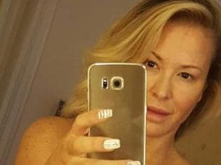 Picture: Instagram/Anastaciamusic Anastacia reveals naked selfie to celebrate after surviving breast cancer twice