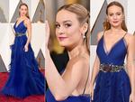 Brie Larson attends the 88th Annual Academy Awards. Picture: Getty
