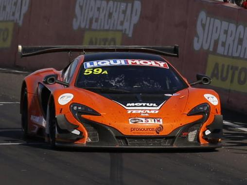 SVG, McLaren win Bathurst 12 Hour