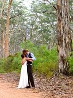 PARKS FOR PEOPLE: My daughter's wedding day in Borranup Forrest, Margaret River. Picture: Karen Ekholm