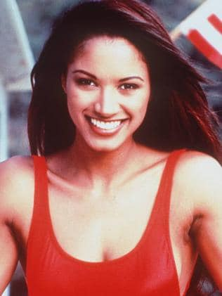 Traci Bingham as Jordan Tate in Baywatch. Picture: Supplied