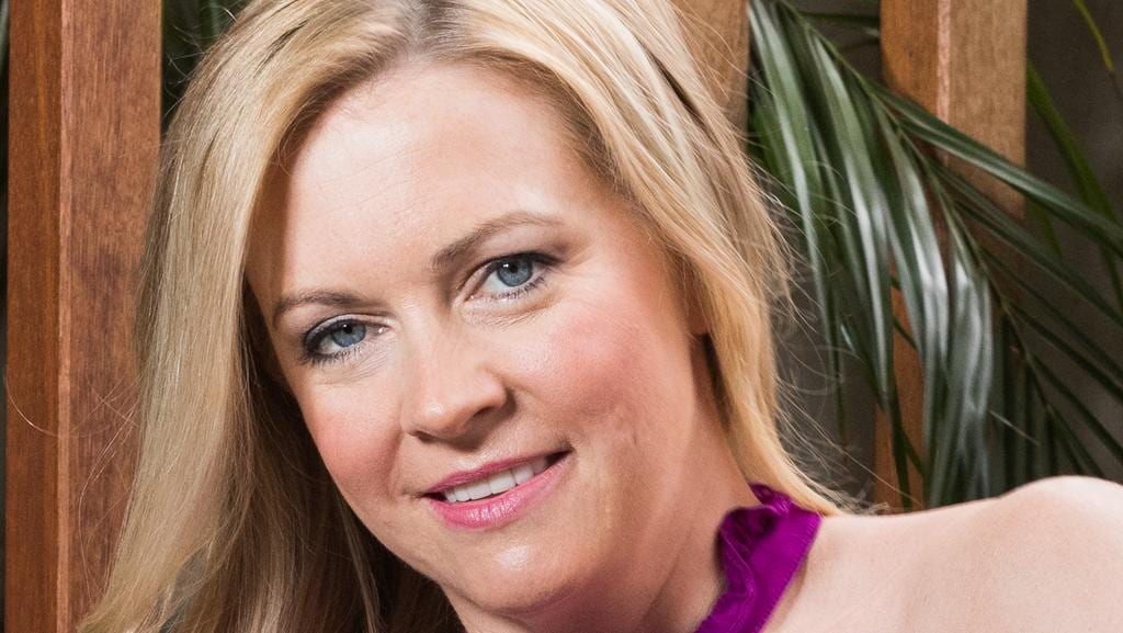 Melissa Joan Hart has sparked outrage for posting a tone-deaf tweet about Hurricane Maria. Picture: Matt Loxon