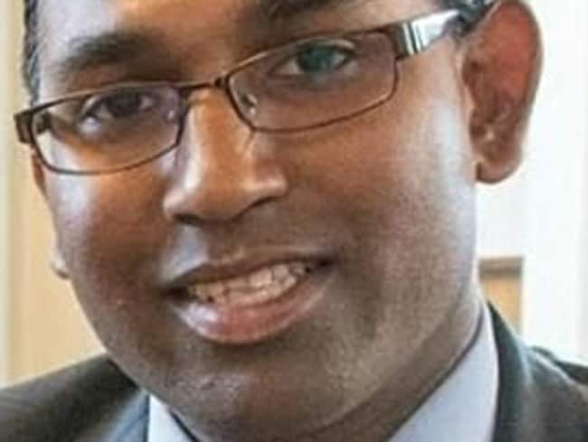 Metropolitan Police Detective Constable Mark Azariah worked on both rape cases. Picture: Supplied