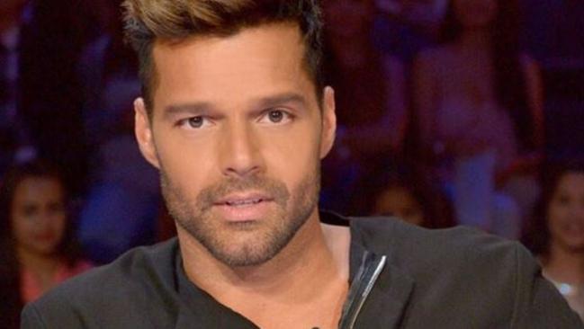 Ricky Martin Gay Lover 47